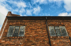Old Warehouse Stock Photography