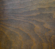 Old warm varnished wood texture Stock Photo