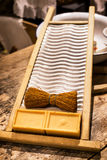 Old washboard Stock Images