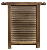 Old Washing Board Stock Images