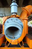 Old Waste Water Equipment Royalty Free Stock Image