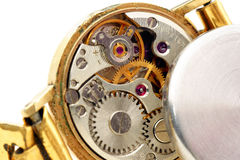 Old watches. Royalty Free Stock Images