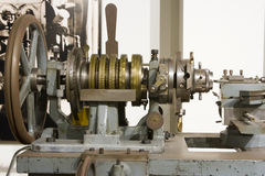 Old Watchworks Machinery Stock Photography