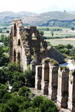 Old water aqueduct Royalty Free Stock Images