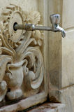 Old water fountain Royalty Free Stock Image