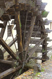 Old water mill. The last remaining active water mill in Prague Royalty Free Stock Photo