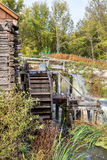 Old water mill Stock Images