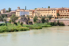 Old water mill in Cordoba Royalty Free Stock Images