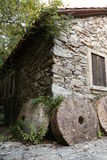 Old water mill Stock Image