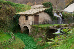 Old water mill Royalty Free Stock Photo