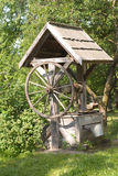 Old water pump Stock Photo