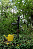 Old water pump Stock Photos