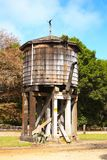 Old water tank Royalty Free Stock Photography