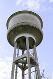 Old water tank Stock Image