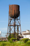 Old Water Tank Tower, Thailand. Stock Image