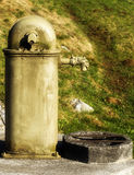 Old water tap Royalty Free Stock Image