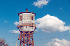 Old water tower Stock Images