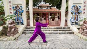 Thai Chi Stock Photos