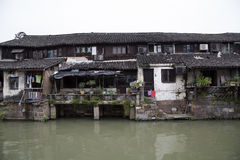 Old water town in China Stock Images