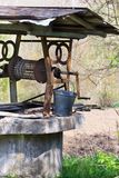 Old water well Stock Image