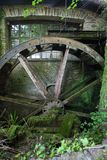 Old water wheel Royalty Free Stock Images