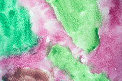 Old watercolor background Royalty Free Stock Photos