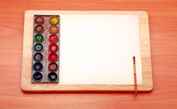 Paint Kit Royalty Free Stock Images