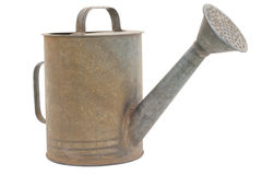 Old watering can Royalty Free Stock Photography