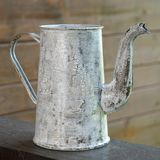 Old watering can Stock Photography