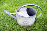 Old Watering Can Royalty Free Stock Images