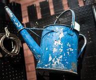 Old Watering Can Stock Image