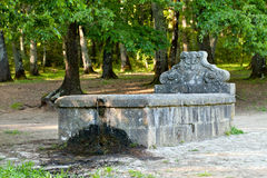 Old Watering Place, Lazio, Italy Stock Photos