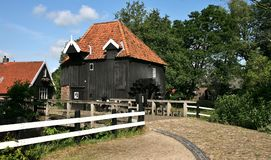 Old watermill.2. Old watermill in Diepenheim Holland Twente.2 Stock Image