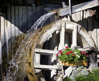 Old watermill Royalty Free Stock Photography