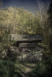 Old Watermill in the Forest Royalty Free Stock Photo