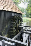 Old watermill in Holland Stock Photo