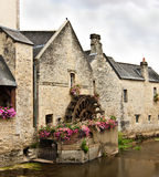 Old watermill in Normandy Royalty Free Stock Images
