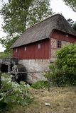 Old Watermill still working Royalty Free Stock Photography