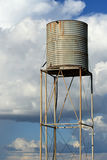 Old watertank Stock Images