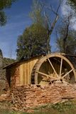 Old Waterwheel Royalty Free Stock Photo