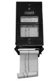 Old wattmeter Royalty Free Stock Images