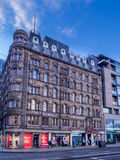 Old Waverley Hotel, Edinburgh Royalty Free Stock Images