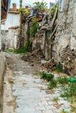 Old way in Ankara Royalty Free Stock Image