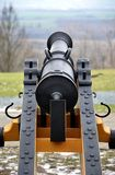 Old weapon, cannon Royalty Free Stock Photo