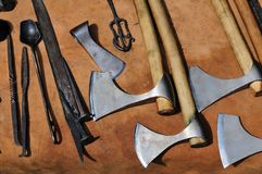 Old Weapons Royalty Free Stock Photography