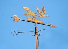 Old weather vane Royalty Free Stock Photo