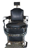 Old weathered Barber Chair Royalty Free Stock Image