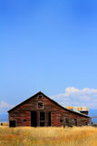 Old Weathered Barn Royalty Free Stock Images