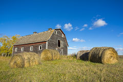 Old Weathered Barn Stock Photos