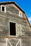 Old Weathered Barn Royalty Free Stock Image
